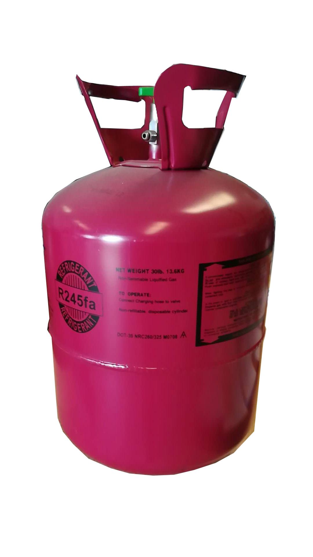 R245fa 13.6kg cylinder