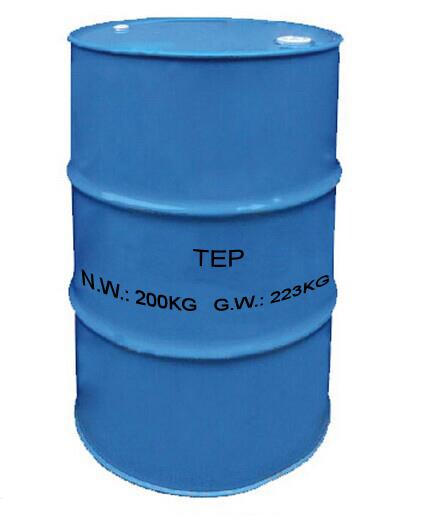 Flame retardant TEP (Triethyl Phosphate)